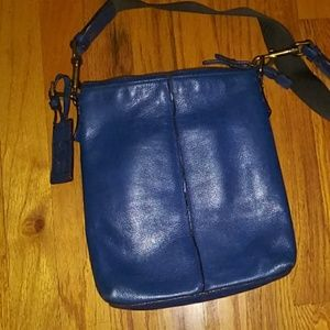 A Tommy Hilfiger crafted with the finest leather i